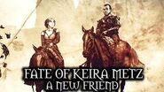 The Witcher 3 Wild Hunt - Conclusion 3 - Fate of Keira Metz - A New Friend