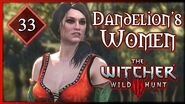 Witcher 3 - All of Dandelion's Women! 33
