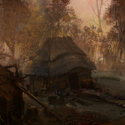 Swamp concept day