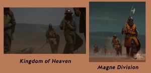 Gwent trivia kingdom of heaven