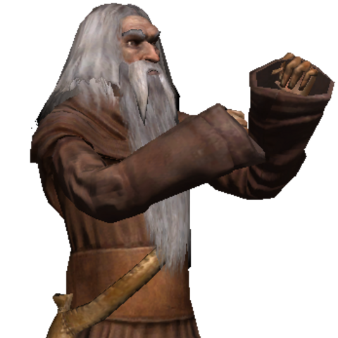 Zdenek in The Witcher 1