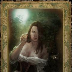 Celina's romance card