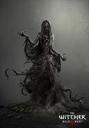Tw3 concept art Plague Maiden