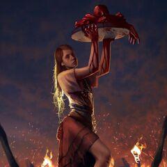 Svalblod priestess