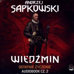 Cover of audiobook/audio play.