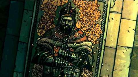 The Witcher 2 - The Death of King Henselt
