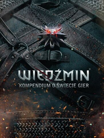 File:The World of The Witcher book polish.jpg
