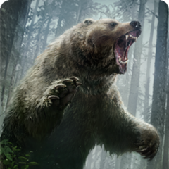 Gwent card art (bear form)