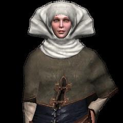 Female innkeeper in Murky Waters