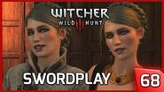 The Witcher 3 - Rosa and Edna var Attre, Swordplay Lessons - Story and Gameplay 68 PC
