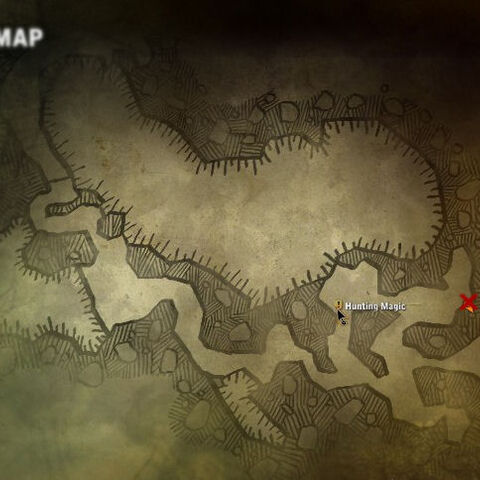 Dragon's Dream Location