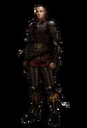Thronebreaker Characters RGB Rayla