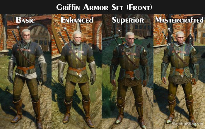 Scavenger Hunt Griffin School Gear Witcher Wiki Fandom Powered