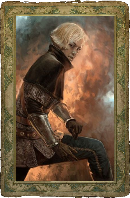 Witcher post sex cards