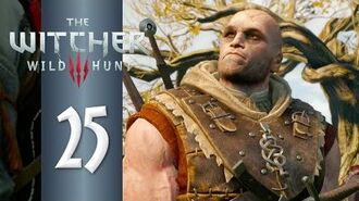 Ghosts of the Past - The Witcher 3 DEATH MARCH! Part 25 - Let's Play Hard