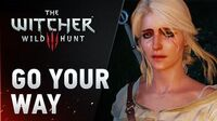 "The Witcher 3 Wild Hunt - Launch Trailer (""Go Your Way"")"