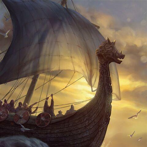 Морський Вепр, флагман Краха ан Крайта