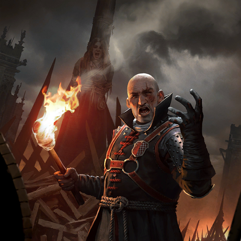 Gwent card art
