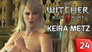 The Witcher 3 Keira Metz - Hunting a Witch - Story & Gameplay Walkthrough 24 PC