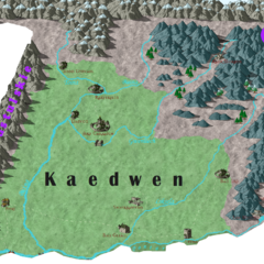 Мапа Кедвена