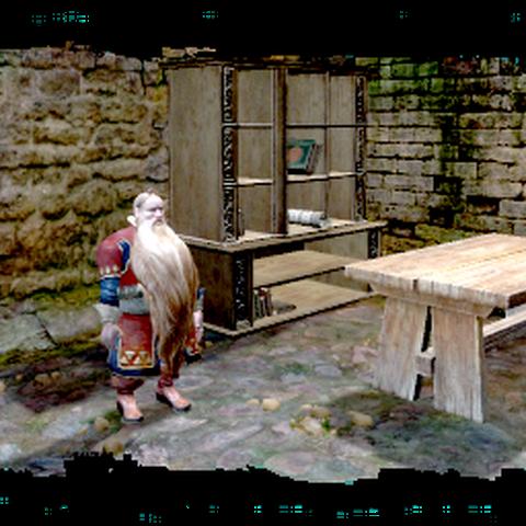 Targ antykwariusza w Wyzimie Klasztornej - screen z gry