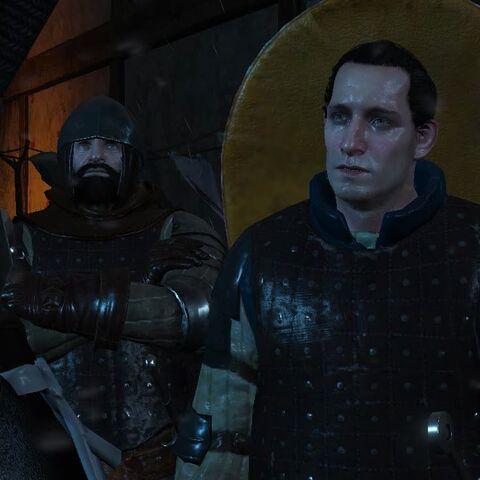Ронвід із Малої Балки у грі «Відьмак 3: Дикий Гін»