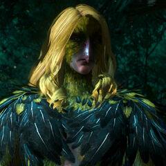 Vivienne's cursed form