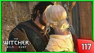 The Witcher 3 ► Ciri's Kiss & Romance Attempt - Story & Gameplay 117 PC