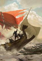 Gwent cardart skellige terror of the seas