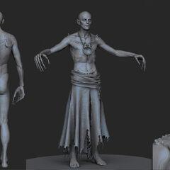 نموذج للفنان سباستيان بوكالا