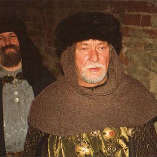 Marek Bargiełowski w roli Velerada
