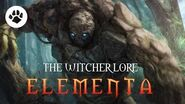 What are Elementa? The Witcher 3 Lore - Elementa