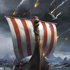Бойовий дракар клану ан Крайт