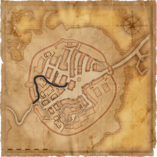 Map Old Vizima neutral