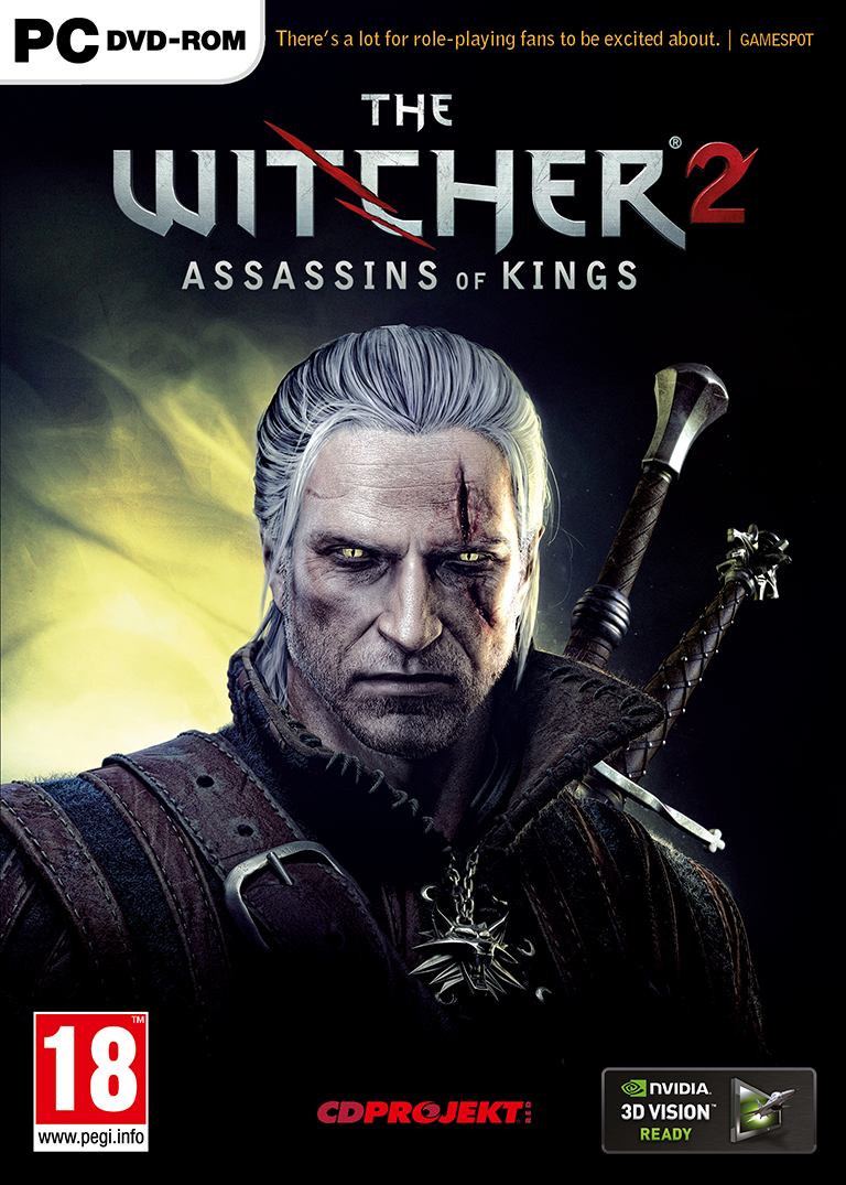 The Witcher 2 Assassins Of Kings Witcher Wiki Fandom