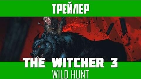 The Witcher 3 — Байка про Дикий гін UA Wild Hunt Recap Video