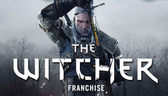 The Witcher franchise steam banner