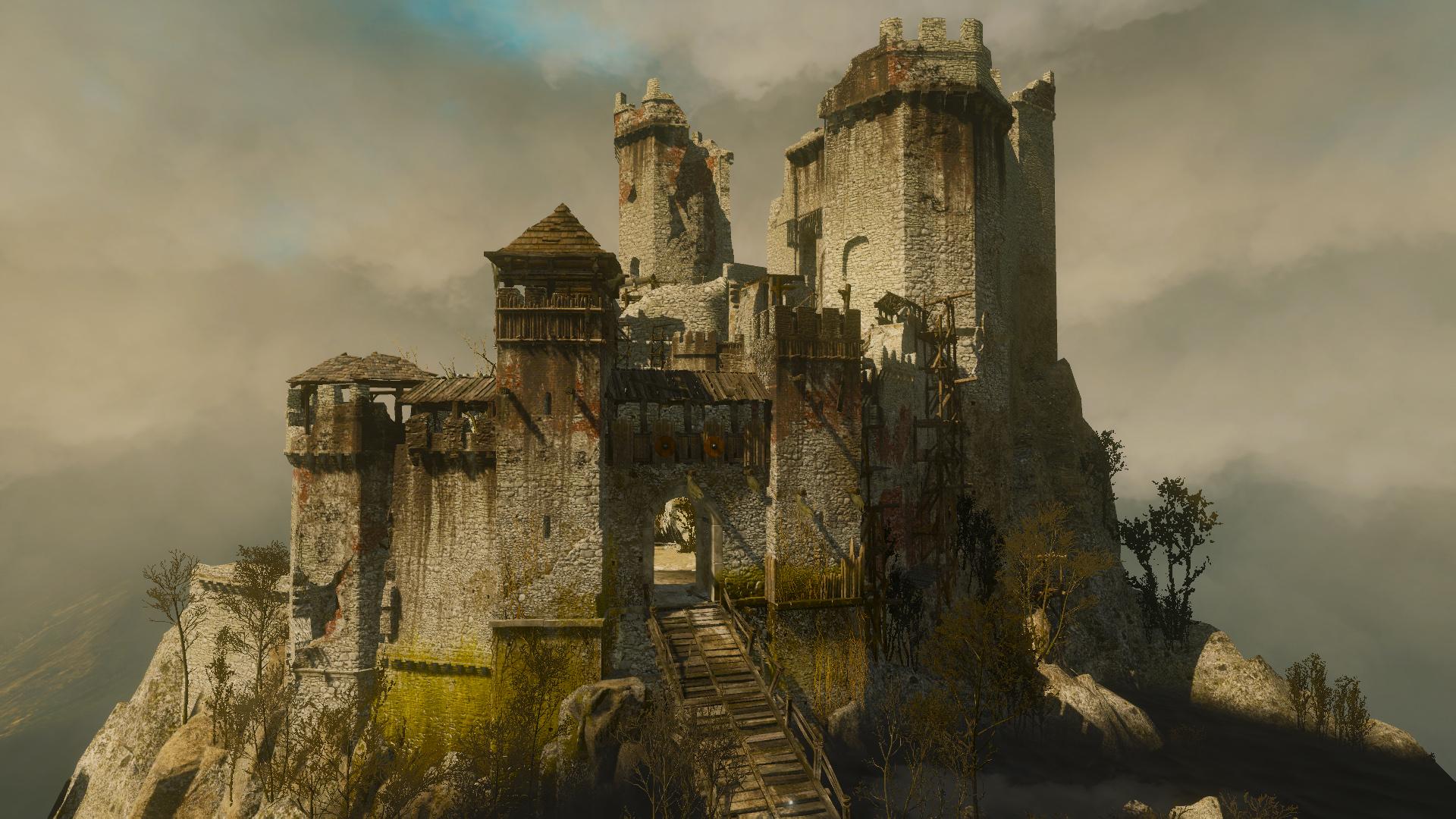 Cloud Giant S Castle Witcher Wiki Fandom Powered By Wikia