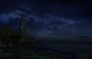 Loading Black Tern island night