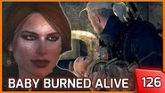 Witcher 3 - Throwing the Jarl's Baby in the Fire - Trick the Hym - Story & Gameplay 126 PC