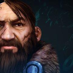 Ярпен Зігрін у грі «Відьмак: пригодницька гра»