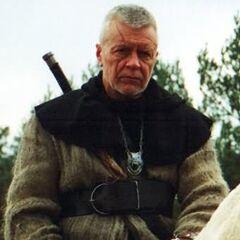 Старий відьмак з серіалу (Wojciech Duryasz)