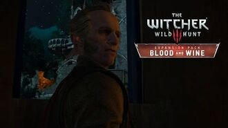 The Witcher 3 Blood and Wine - Regis the Vampire's Return