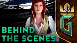 GWENT THE WITCHER CARD GAME Behind the scenes of the Announcement Trailer