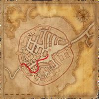 Map Old Vizima order