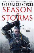 Season of storms cover us english