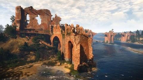 Nilfgaardian Garrison- Secret Treasure (Witcher 3 - Geralt in Velen)