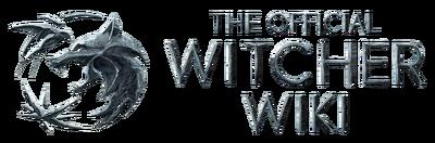The Witcher Wiki Logo