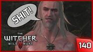 The Witcher 3 - Fighting a Bear Bare-handed! Fists of Fury Skellige 140 PC