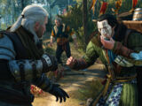 The Witcher 3 fistfighting